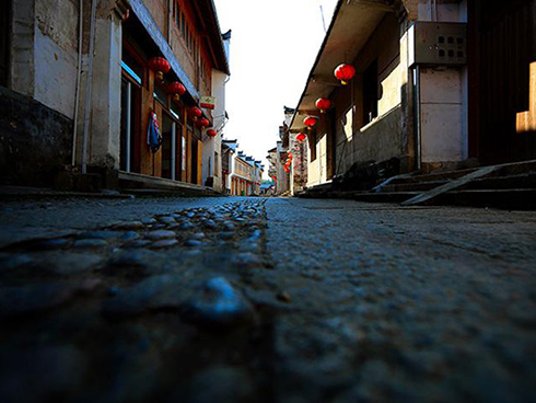Heqiao Ancient Town